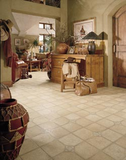 Luxury Vinyl Tile Flooring Valencia PA Paracca Interiors - Discount vinyl flooring near me